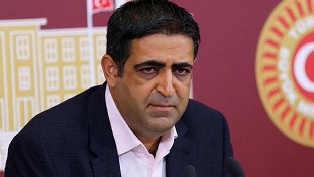 HDP'li Baluken'in cezası onandı