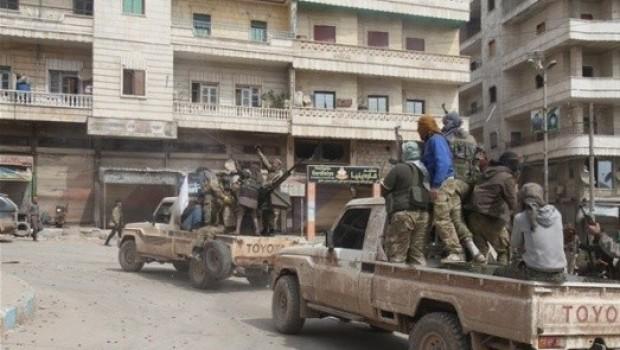 Efrin'de ÖSO grupları çatıştı!