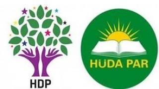 Hüda-Par'dan HDP'ye barış çağrısı