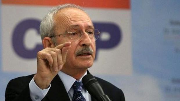 Kılıçdaroğlu: Kürt sorununun çözüm adresi TBMM'dir