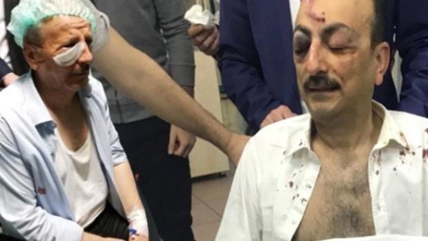 MHP'liler Saadet partililere HDP'li diye saldırmış