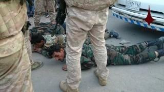 Suriye'de Esad güçleri Rus askerleri tarafından gözaltına alındı