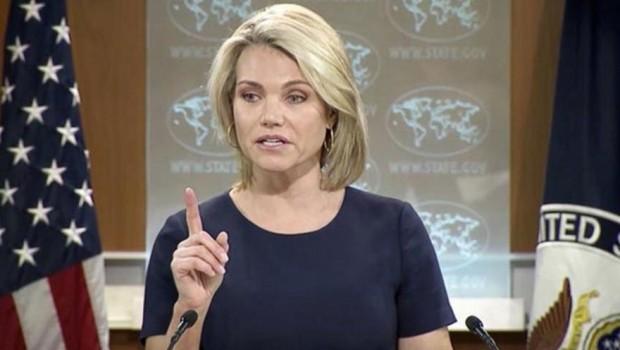 ABD Suriye'yi uyardı: Somut adımlar atılacak