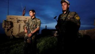 Suudi Arabistan'dan YPG'ye 'sınır muhafızları' için destek
