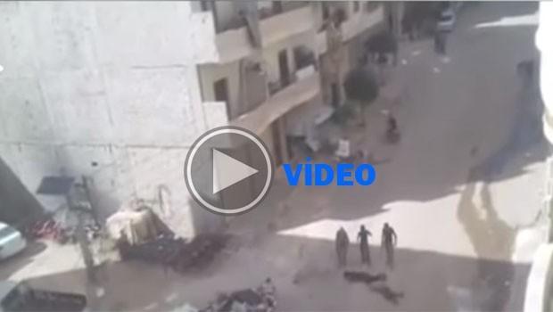 Efrin'de sivillere işkencenin görüntüleri yayınlandı