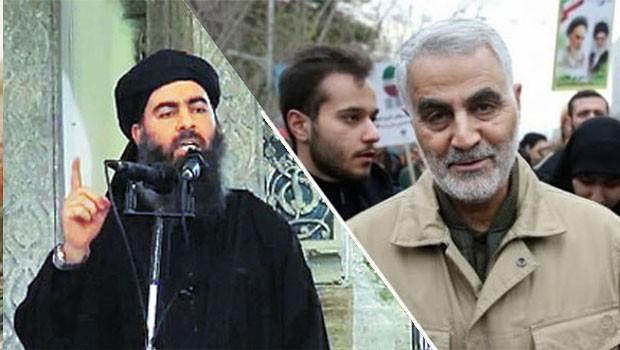Kasım Süleymani'nin Bağdadi'yi kaçırdığı iddia ediliyor