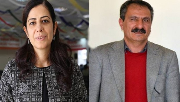 HDP'nin tutuklu 2 vekil adayı tahliye edildi