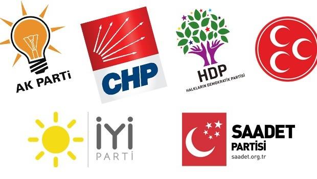 Kürt illerinde son oy oranları