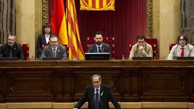 Yeni Katalonya yönetimi bağımsızlıkta ısrarlı