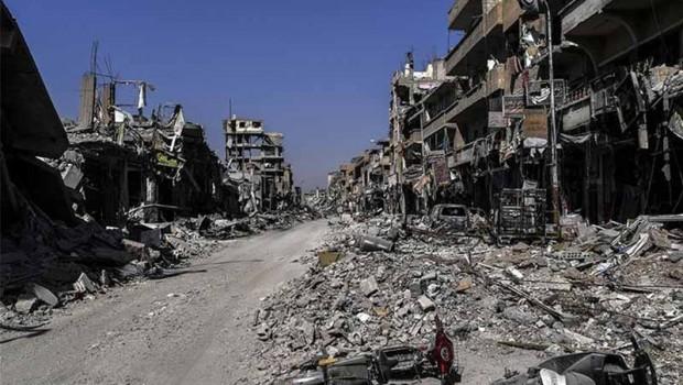Af Örgütü: Rakka'da uluslararası hukuk ihlal edildi