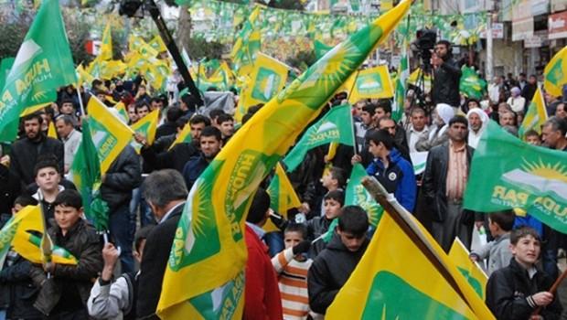 Hüda-Par'dan Ak Parti açıklaması: Listelerde anlaşamadık