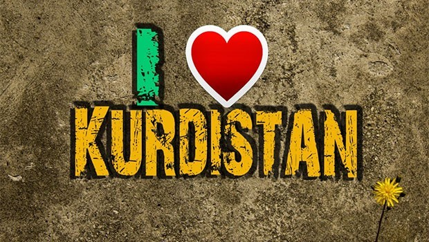 'Kürdistan' ifadesine 15 ay hapis