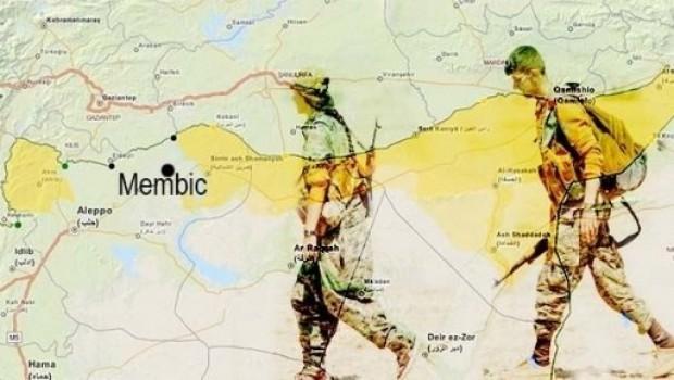 ABD'den Menbic açıklaması: YPG'nin yerine...