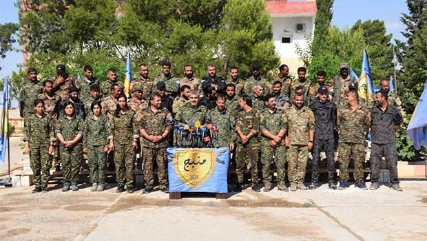 Menbic Askeri Konseyi: YPG çekildi!