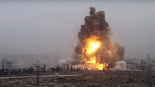Rakka'da DSG'ye bombalı saldırı