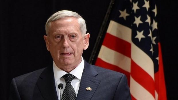 ABD Savunma Bakanı Mattis: DSG'yi kenara itmeyeceğiz