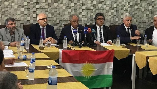 Kürdistani partilerden PKK'ye cevap