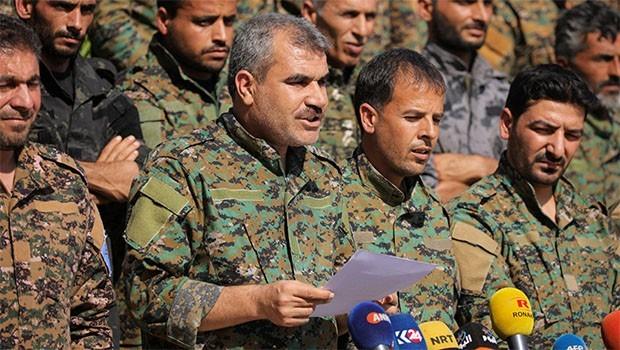 Menbic Askeri Meclisi: Uluslararası Koalisyon böyle bir talepte bulunamaz!