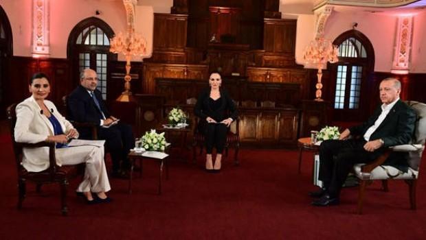 Erdoğan: Bunu ilk kez söylüyorum, Mahmur'u da vururuz