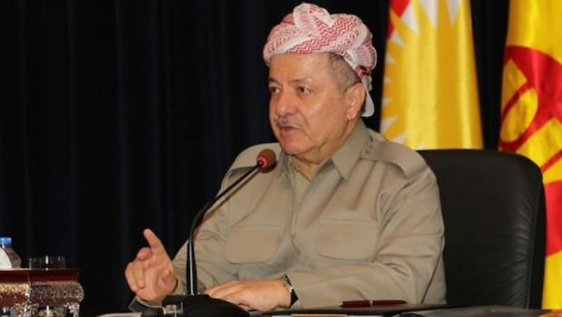 Başkan Barzani: Geleneğimizde teslimiyet yoktur!