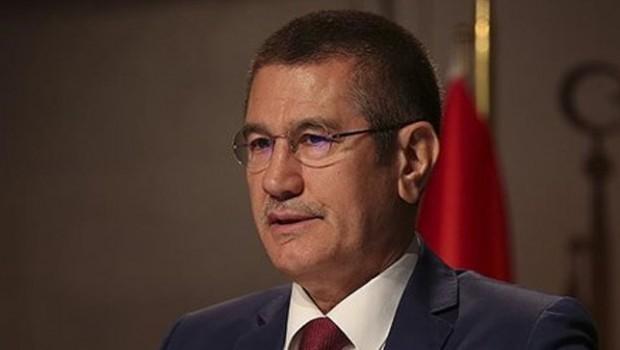 Savunma Bakanı Canikli'den Kandil ve Menbic açıklaması