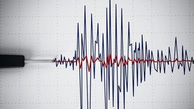 Süleymaniye'de deprem