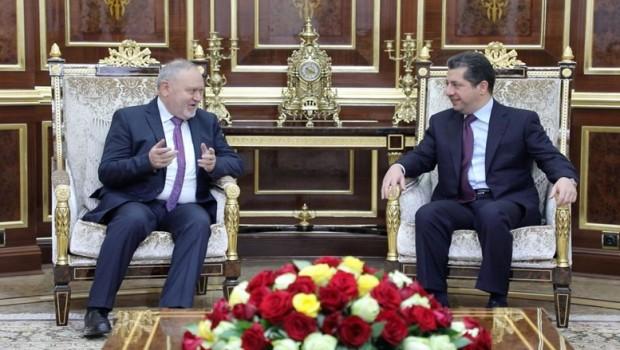 Mesrur Barzani: Irak'ın sorunları seçim sonuçlarından daha büyük