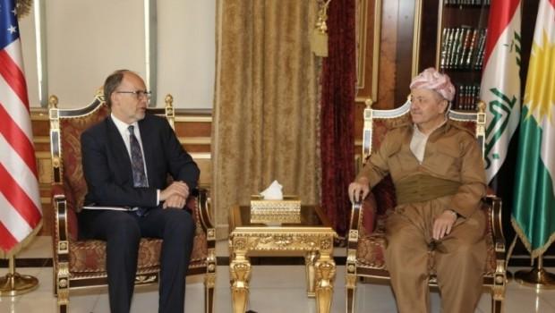 Başkan Barzani: Kürdistan'ın geleceği hedefleniyor!