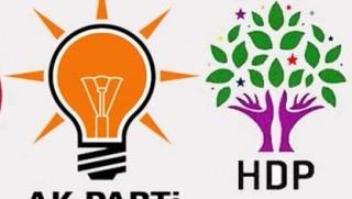 Kürt illerinde AK Parti oylarında değişim