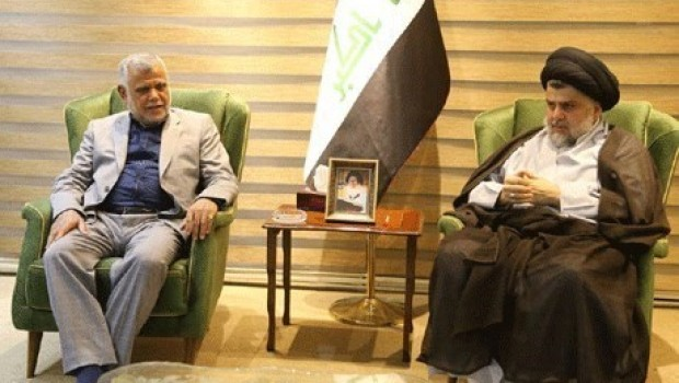 Irak'ta Sadr ile Hadi Amiri anlaştı