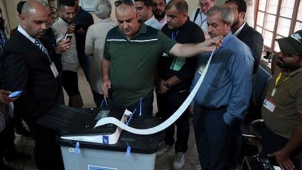 Irak'ta seçim karmaşası büyüyor!