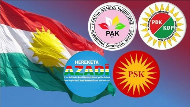 Kürdistan ittifakından Demirtaş'a destek!