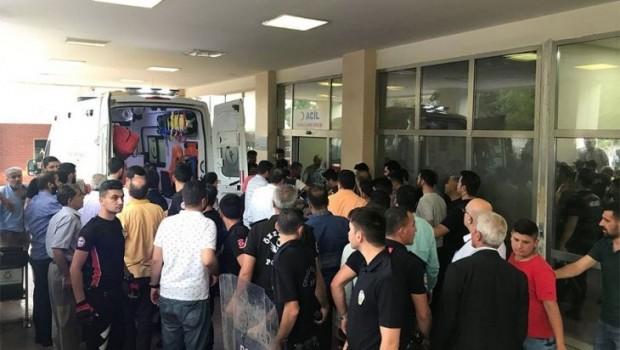 AK Partililer ile esnaflar arasında tartışma! 3 ölü, 8 yaralı