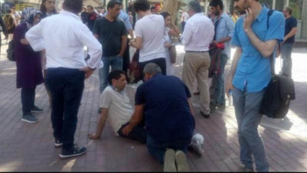İki ayrı şehirde HDP'lilere ırkçı saldırı: Çok sayıda yaralı var