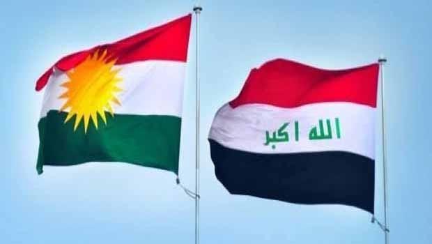 Kürtlerden Bağdat'a ortak heyet