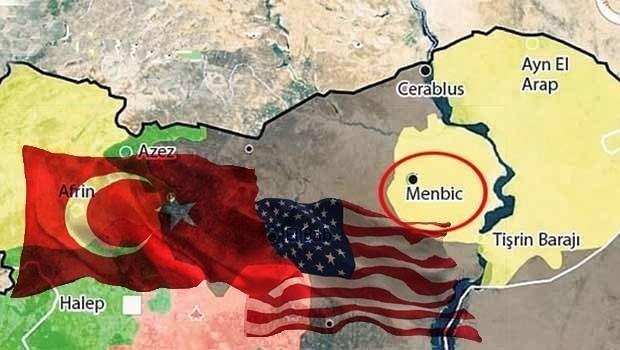 TSK: ABD ve Türkiye, Menbic planı üzerinde anlaştı