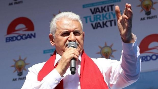 Yıldırım: Size mi kaldı Kürt devleti kurmak?