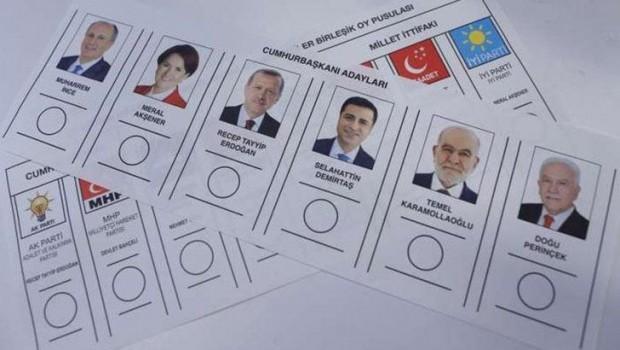 24 Haziran seçimlerine 10 gün kala Gezici'nin son anket sonuçları