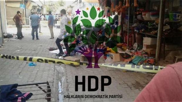 HDP'nin Suruç Ön Raporu açıklandı