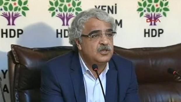 HDP'li Sancar: Anketlere güvenmeyin, baraj sorunumuz var
