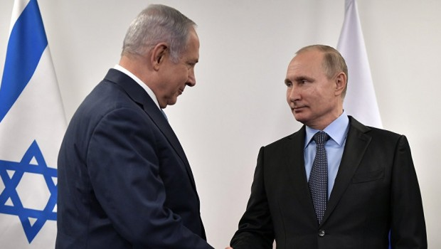 Putin İle görüşen Netanyahu: İran'ı vuracağız