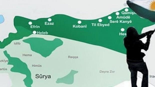 ABD'li uzman: Rojava'ya 'kısa vadede' özerklik verilebilir