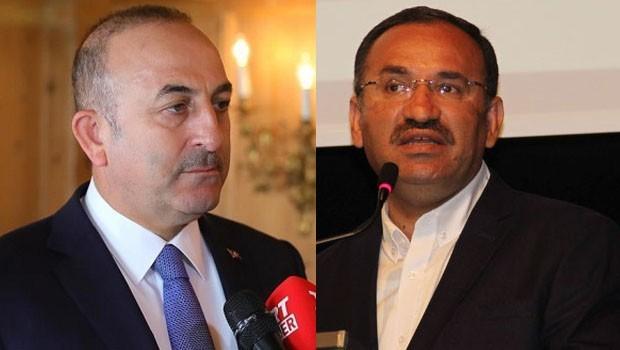 Çavuşoğlu ve Bozdağ'dan Menbic açıklaması: