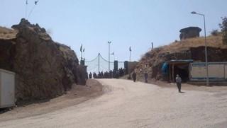 İran ile Kürdistan arasında yeni sınır kapısı