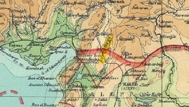 Kürt Dağı neresi, Türkmen Dağı diye bir dağ var mı?