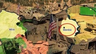 Pentagon: Türk güçleri Menbic'e girmeyecek