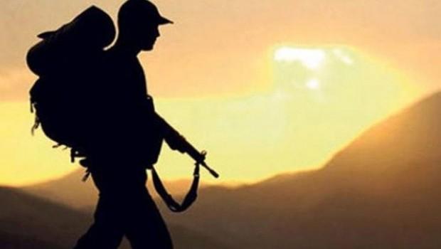 Siirt'te patlama: 1 asker hayatını kaybetti