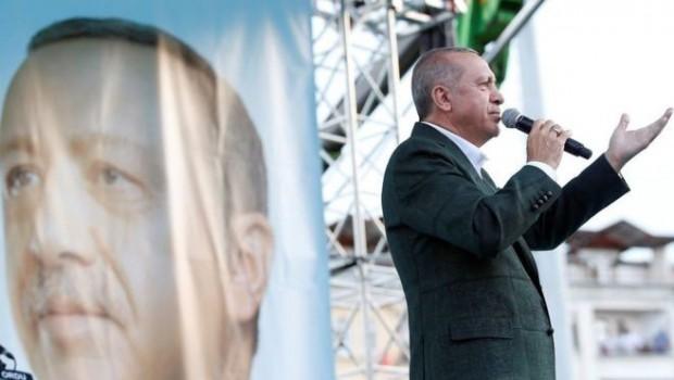 Times:  Erdoğan'ın popülaritesi azalıyor