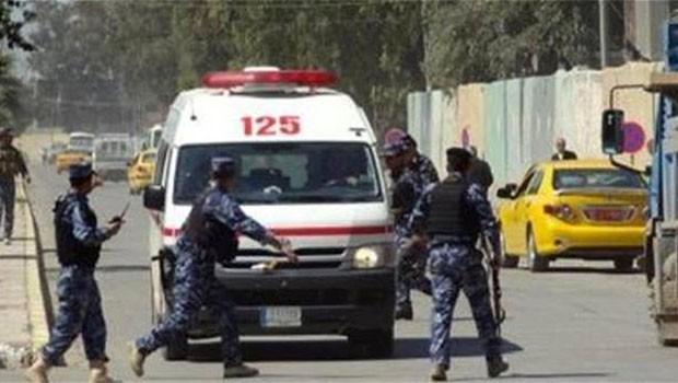 Haşdi Şabi tehlikesi büyüyor... Bağdat'ta Polisle çatıştı..