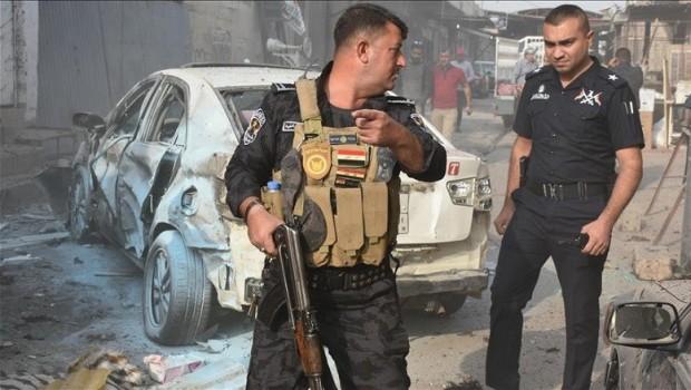 Irak güvenlik güçleri ve Haşdi Şabi arasında çatışma